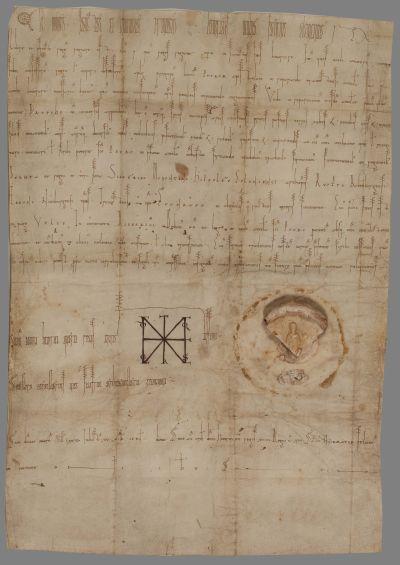 Koningsoorkonde, 1076